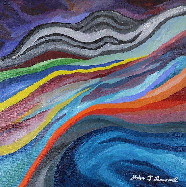 Uncharted - John J. Leonard
