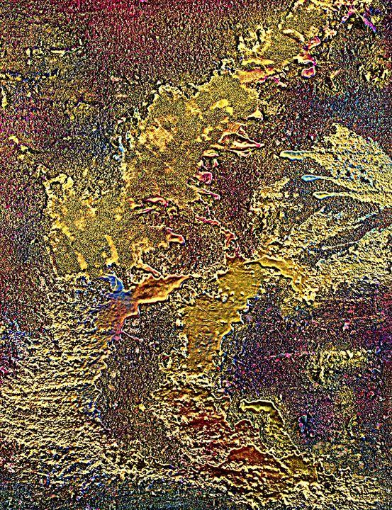 Golden Fluxes - Healing Art of JASNICA