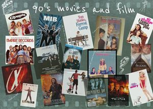 90's movies and film