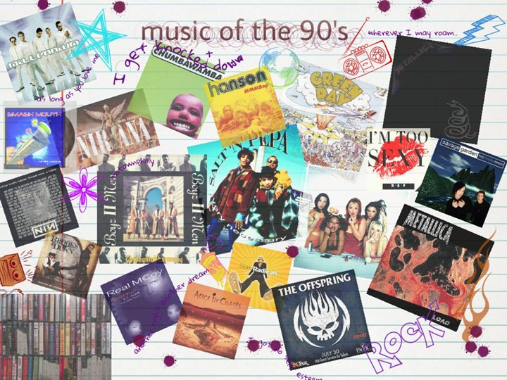 music of the 90's - furball1980
