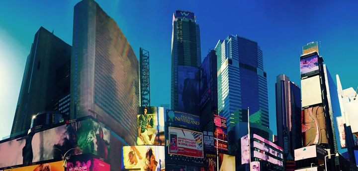 Times Square - Corbyn Studios