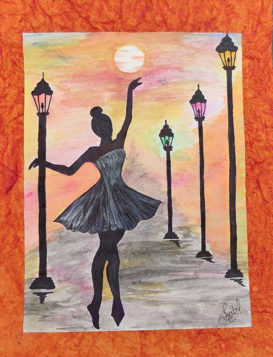 Dancing on the Streets - Roohani Kalakriti