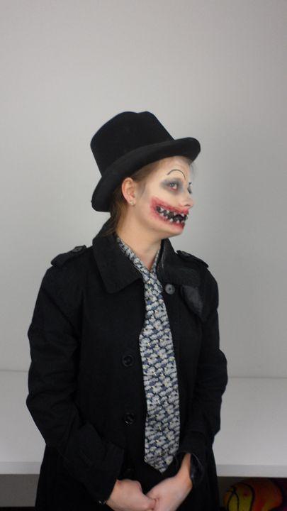Happy Mayor Madness - Broken Reality Art