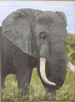 Elephant - NOELINE'S ART GALLERY