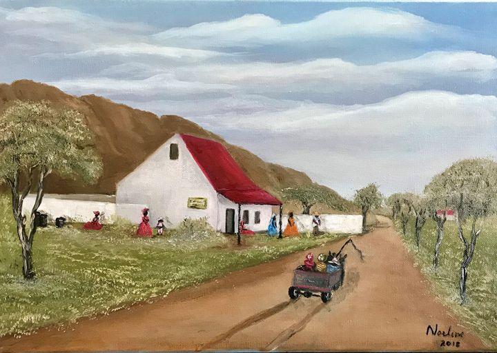 Karoo farm shop - NOELINE'S ART GALLERY
