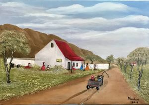 Karoo farm shop - NOELINE'S ART GALLERY