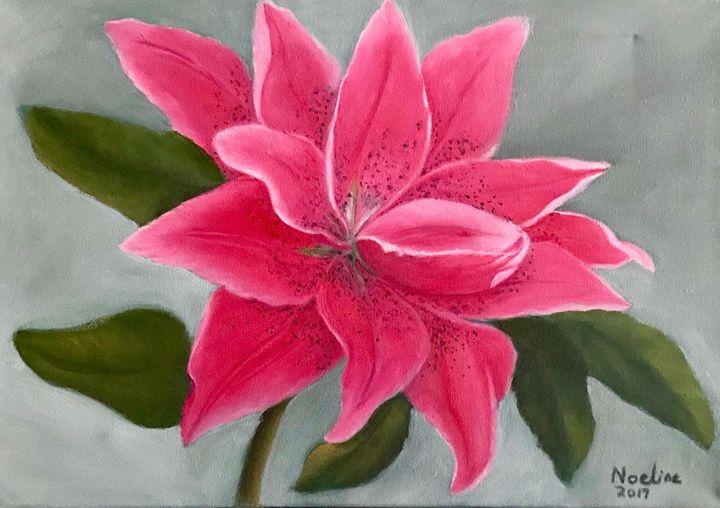 Lilly - NOELINE'S ART GALLERY