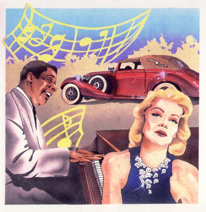 Glam Swing - Michel St.Pierre
