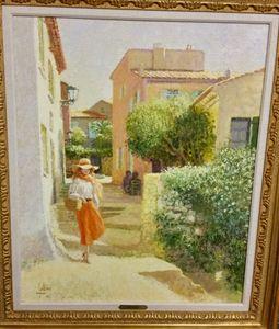 Ruelle a' St. Tropez