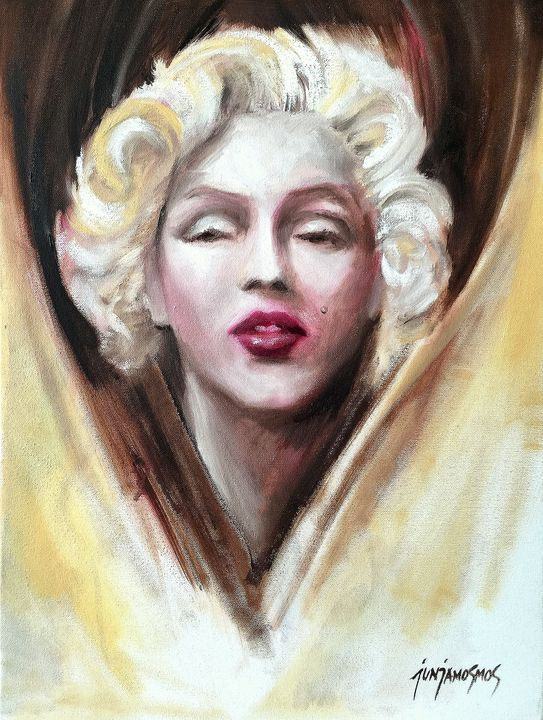 MARILYN, MARILYN - JUN JAMOSMOS FINE ART