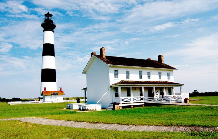 Bodie Island Lighthouse - John Dauer Photography