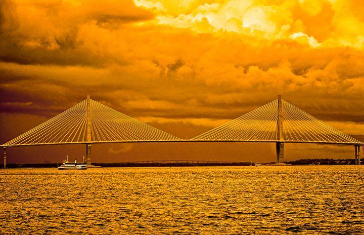 Charleston Bridge - John Dauer Photography