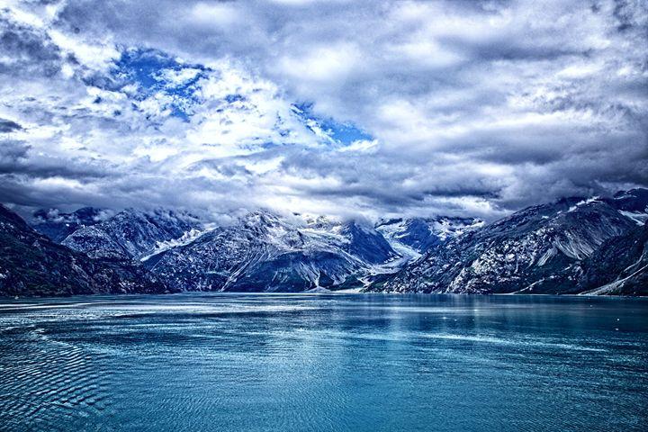 Glacier Bay - John Dauer Photography