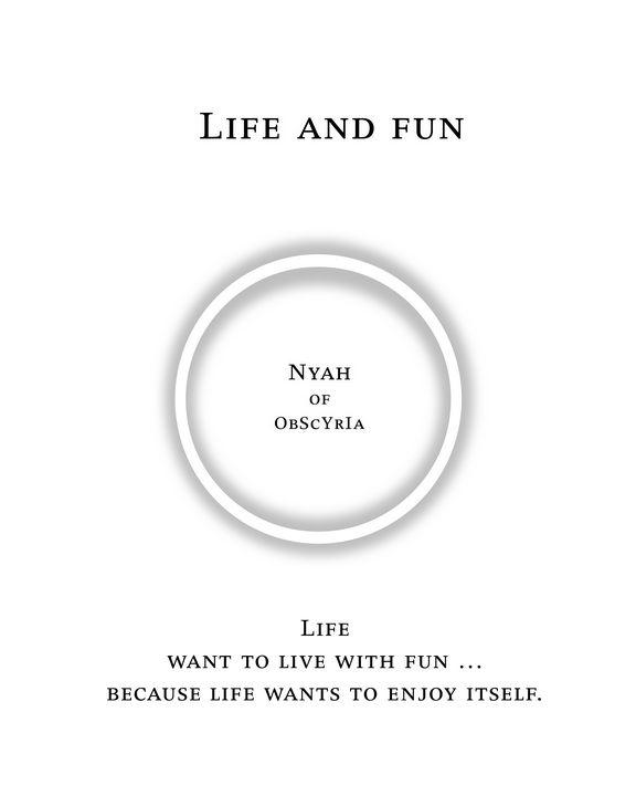 lifeandfun - Nyah