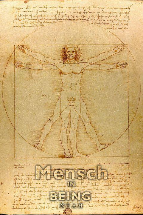 Nyah_Leonardo_Mensch_being - Nyah