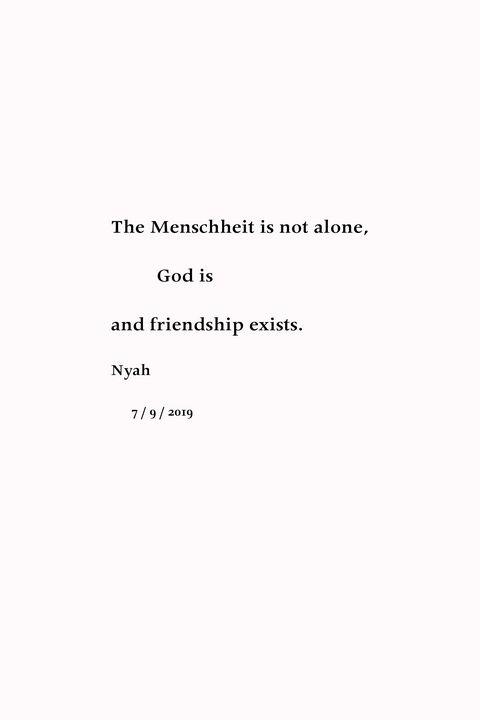 nyah_The Menschheit - Nyah