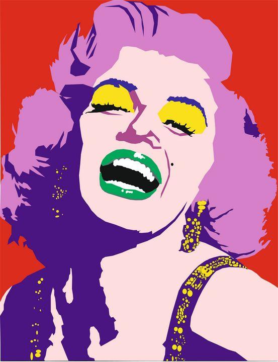 Marilyn Monroe - Larisa