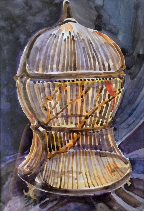 Bird Cage - Larisa