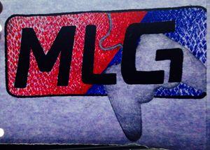Major League Gaming Personal Design