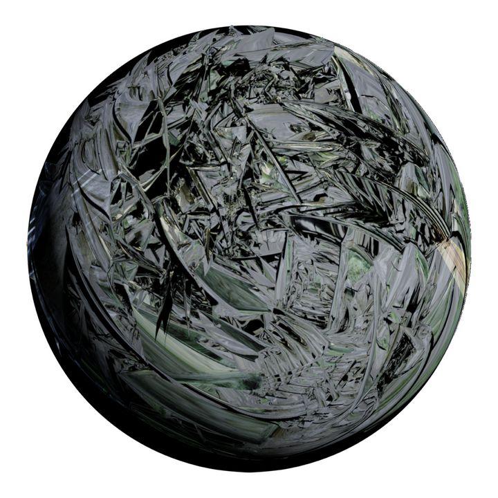 Metal Sphere - Antinomy