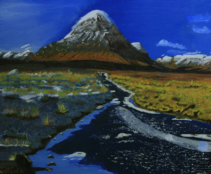 Highlands - Geoff Coker
