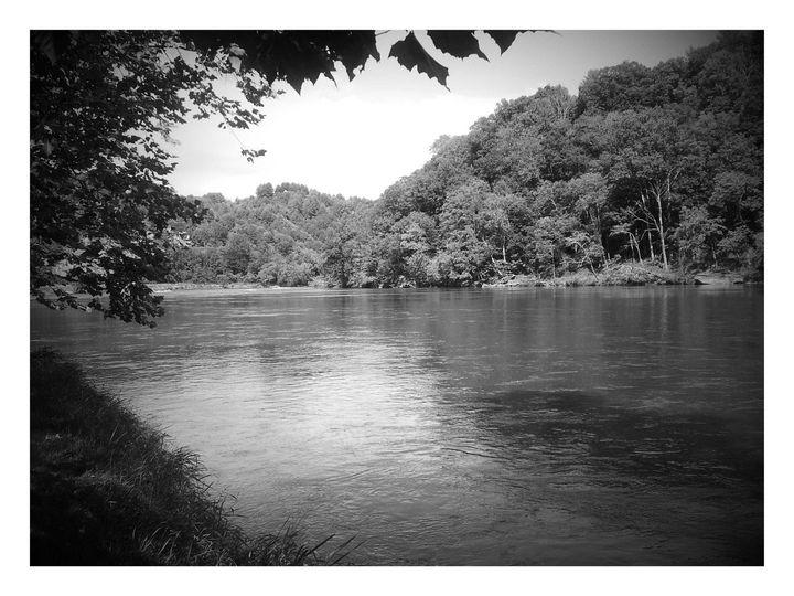 River - Carol Scribner