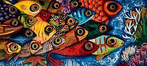 """""""FISH PARADE """""""
