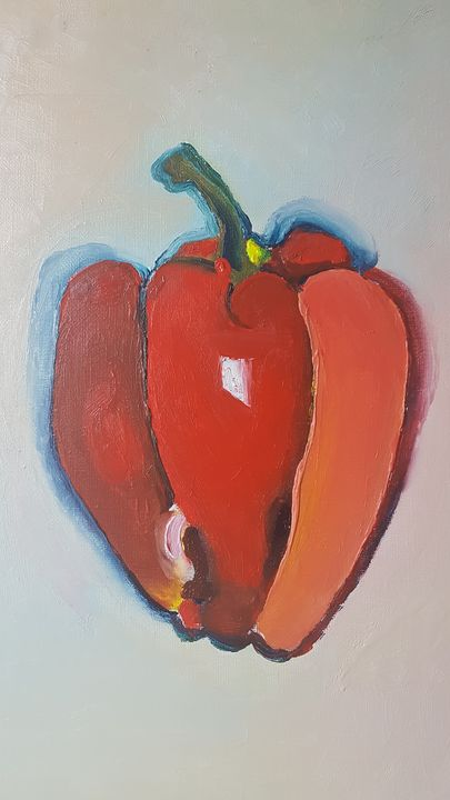 Red Pepper - Adrian Mallinson
