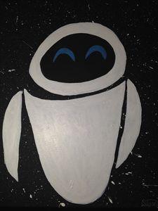 WALL-E's EVE