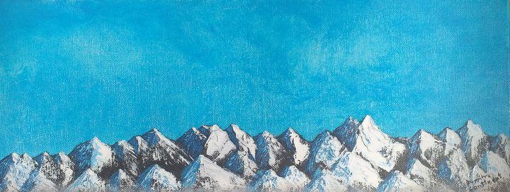 Past Mountains - Dumitru Continent
