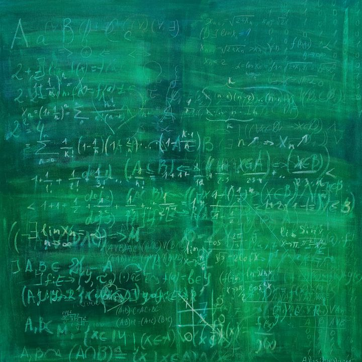Old School board Nr.9 - Anastasia Vasilyeva Art