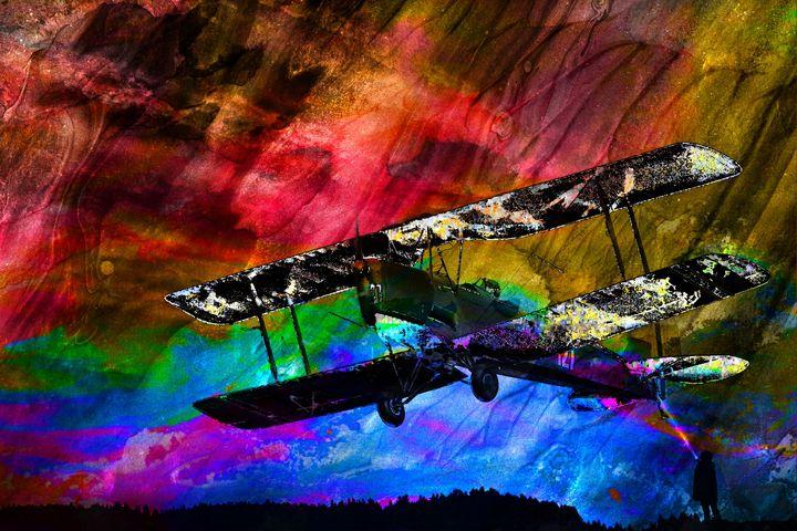 3D AEROPLANE ART PRINTS - MODERN ART PRINTS SALE 3D ARTWORK 3D ART PICTURES