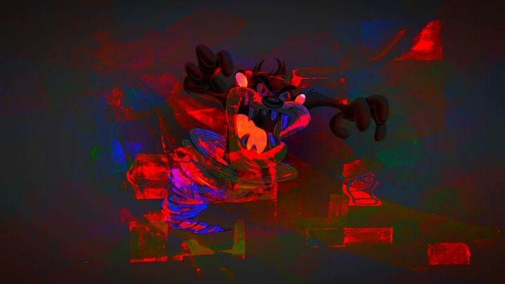 3D PORTRAIT ART PRINTS - MODERN ART PRINTS SALE 3D ARTWORK 3D ART PICTURES