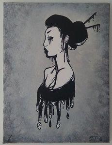 Geisha - Steffanie van Twuijver
