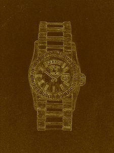 Rolex Yellow Glow