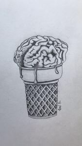 Brain freeze