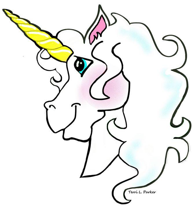 Unicorn 1 - Artgal Creations