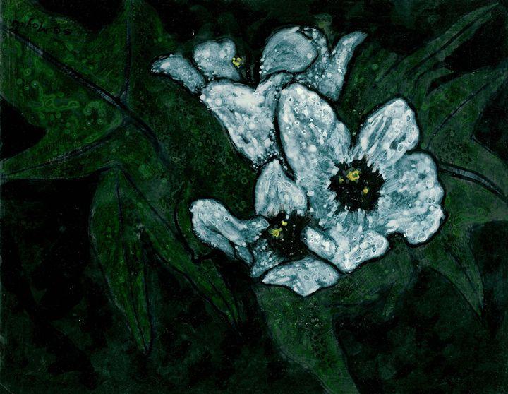 WILD FLOWERS I - SHIVAYOGI MOGALI