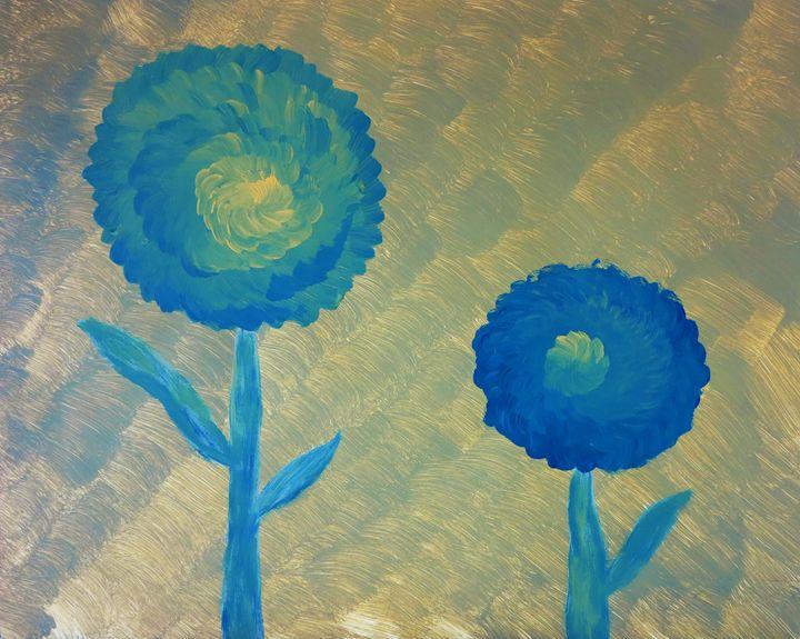Flower Folk - Pieces by Buffy