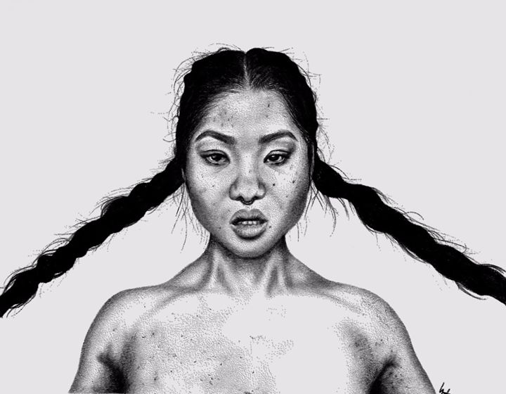 Zoinks - Winnie Akaba Art