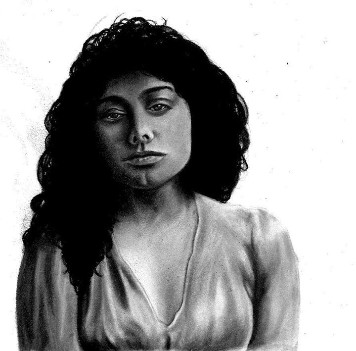 Marlowe - Winnie Akaba Art