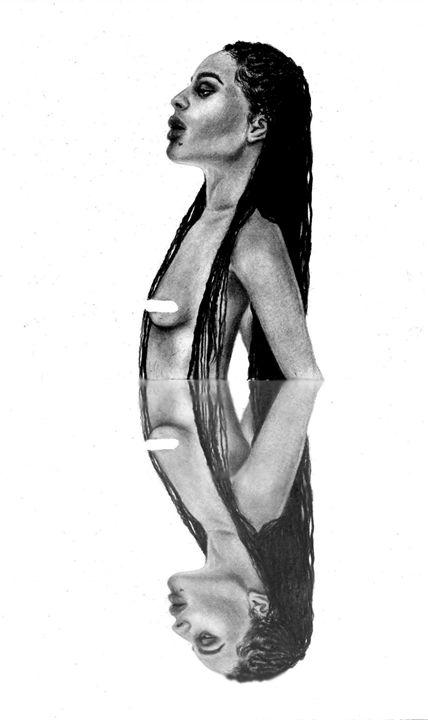 Reflex - Winnie Akaba Art