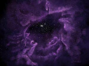 Dancing with Nebula Spirits