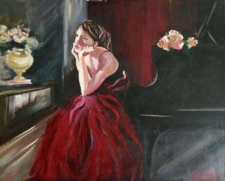 Daydreaming (sold) - Krisztin1306