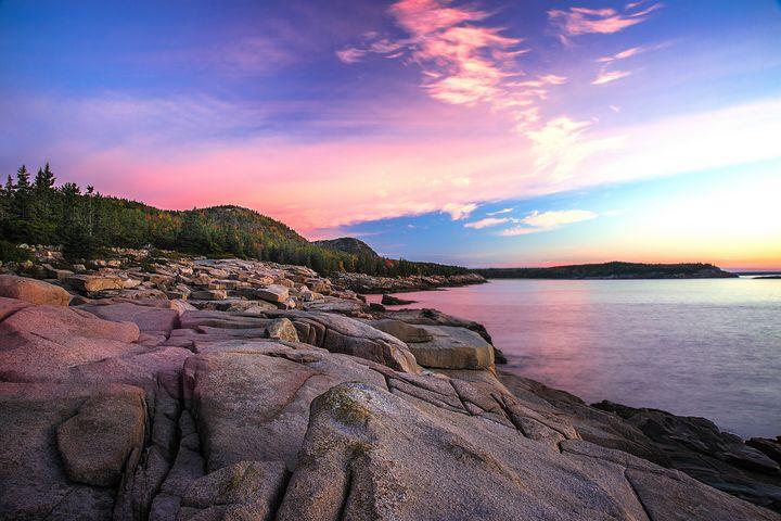 Monument Cove - Dennis Sabo Photography