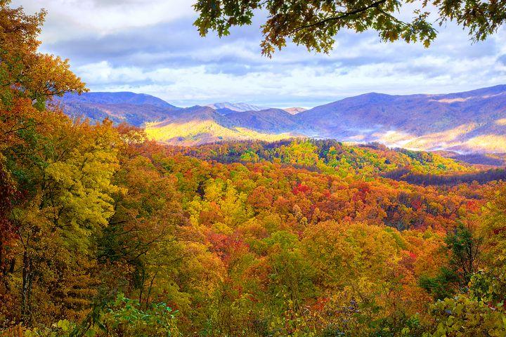 Roaring Fork Vista - Dennis Sabo Photography