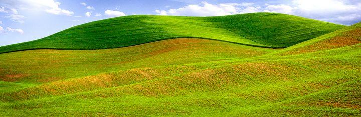 Endless Plains - Dennis Sabo Photography