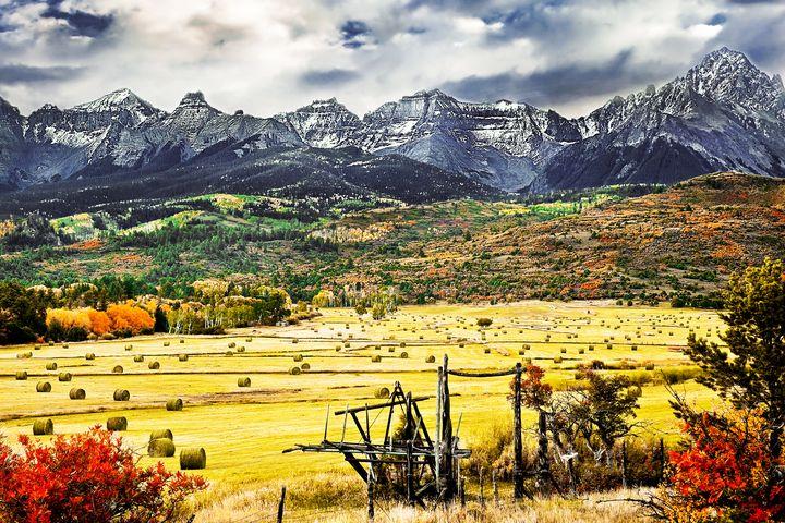 Meadows and Mountains - Dennis Sabo Photography