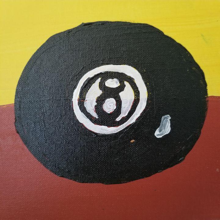 8 Ball - Barbara Akram