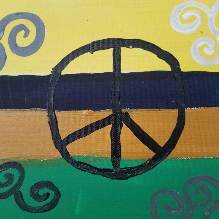 Peace Within - Barbara Akram